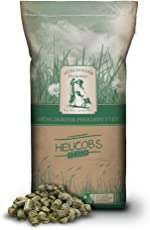 Mühldorfer Heuersatz für Allergiker- oder alte Pferde, Raufutter, Staubfrei, Heucobs Medium, 25 kg