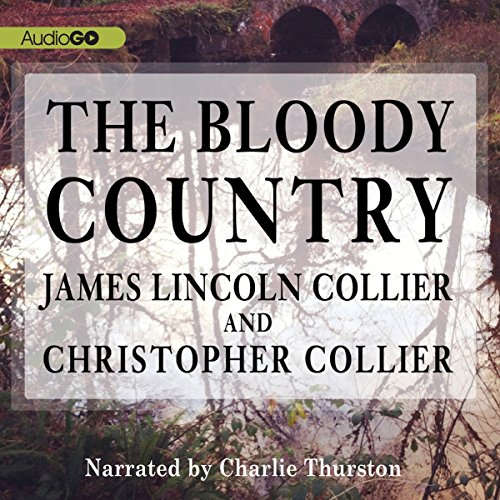 The Bloody Country  Audiolibri