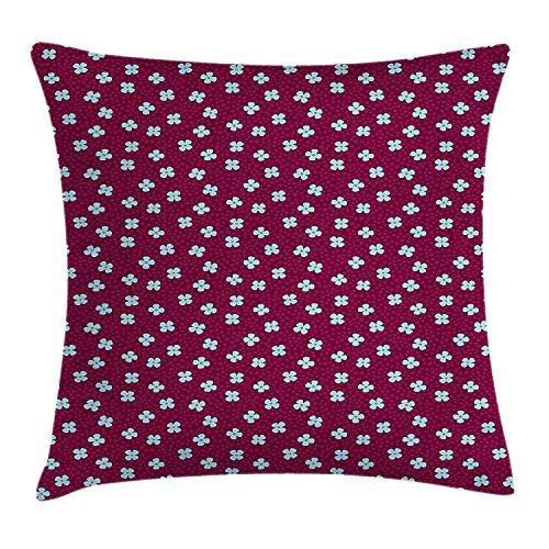 KAKICSA Retro Modern Throw Pillow Cushion Cover