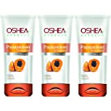 Oshea Herbals Papayaclean Anti Blemishes Face Wash Pack Of 3 (120g Each)