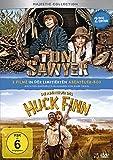Tom Sawyer / Die Abenteuer des Huck Finn [2 DVDs]