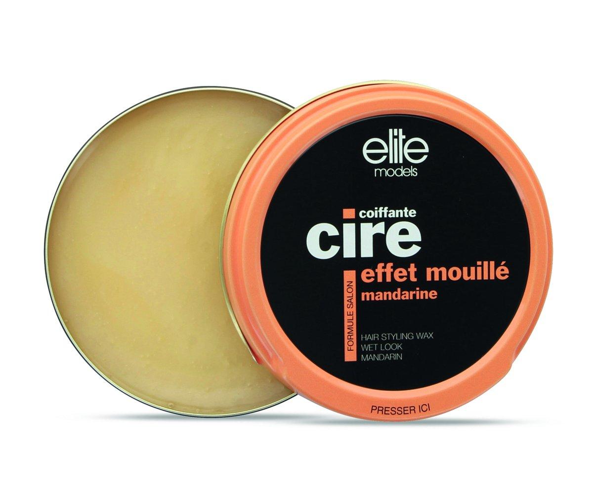 Elite Models cera de pelo para un control máximo/Definición y textura