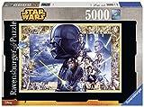 Ravensburger 17431 Star Wars I-VI Puzzle, 5000 Teile