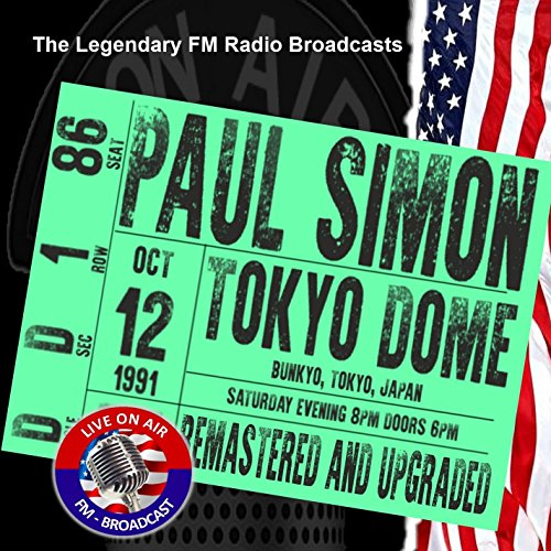 Robinson Dome (Mrs Robinson (Live FM Broadcast Remastered) (Legendary FM Broadcasts - Tokyo Dome, Tokyo Japan 13th October 1991))