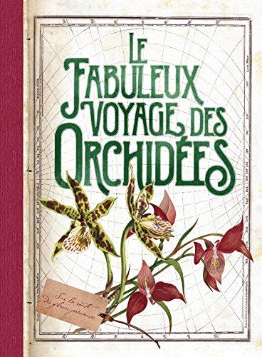 Le fabuleux voyage des orchidées par Valérie Garnaud d'Ersu