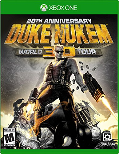 Duke Nukem 3D: 20th Anniversary World Tour Physical Disc Edition (Xbox One) 61FlomcMOZL