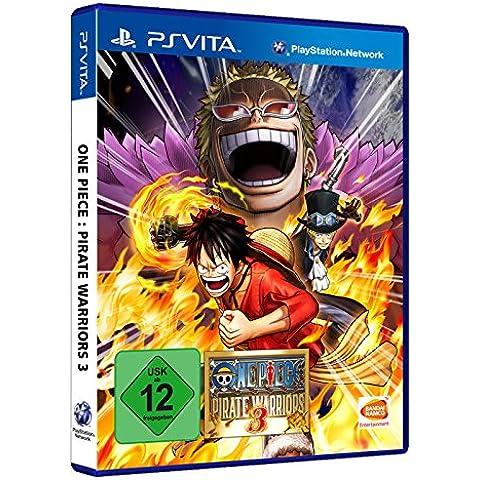 One Piece Pirate Warriors 3 - [PlayStation Vita]