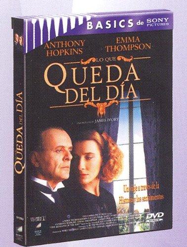 Lo que queda del día (Edición especial) [DVD]
