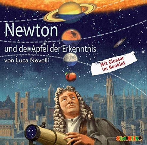 Buchseite und Rezensionen zu 'Newton und der Apfel der Erkenntnis (Geniale Denker und Erfinder)' von Luca Novelli