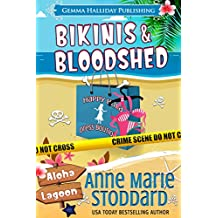 Bikinis & Bloodshed: A Kaley Kalua Aloha Lagoon Mystery (Aloha Lagoon Mysteries Book 8) (English Edition)