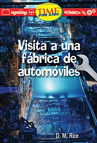 Visita a una Fabrica de Automobiles (Early Fluent) por D. M. Rice