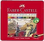 Faber-Castell Classic 24-Colour Penci...