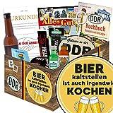 Bier kaltstellen ist auch irgendwie kochen | Männergeschenk | Männerbox