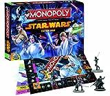 Winning Moves – 0907 – Jeu de plateau – Monopoly Star Wars (Version Française)