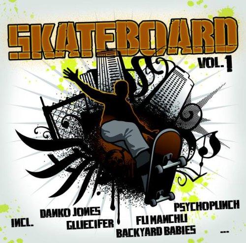Skateboard Vol.1 (Voller Skateboard)