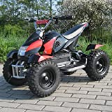 Miniquad Elektro Cobra Kinder 800 Watt ATV Pocket Quad Kinderquad
