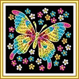 Mammut 8141325 - Sequin Art 60 - Schmetterling