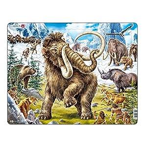 Larsen FH27 Mammoths - Puzzle de 64 Piezas