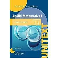Analisi matematica 1. Teoria ed esercizi PDF Libri