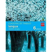 Cuaderno de lengua. 6 Primaria, 2 Trimestre. Savia - 9788467578553