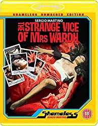 The Strange Vice Of Mrs Wardh [Blu-ray]
