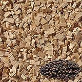DD-Tackle Räucherchips Buche 1000g Chips 3,0-10,0mm +Wacholder