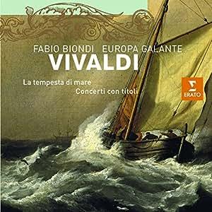 Vivaldi: La Tempesta di Mare (Concerti con titoli)
