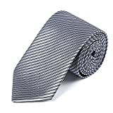Easy Go Shopping Corbata de Hombre Casado Novio Casado Corbata Formal Negocio Traje de Negocios Grupo Casual Corbata Corbata