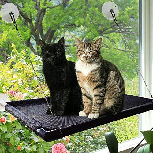 Hamaca para Gato o Gato con Ventosa para Ventana