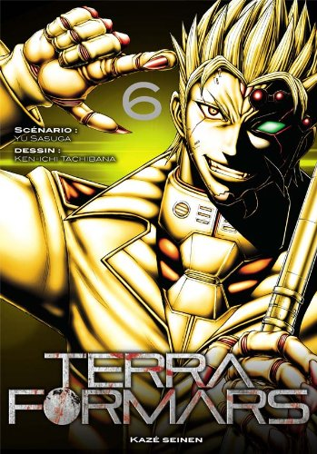 Terra Formars Edition simple Tome 6