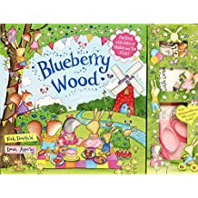 Blueberry Wood (Pop-up and lift the flap books) by Dawn Apperley (5-Oct-2009) Paperback