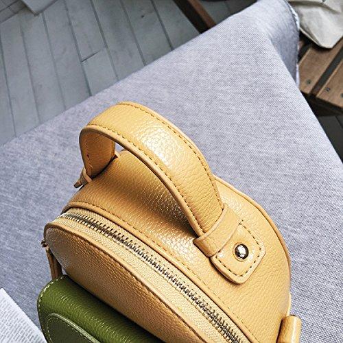 QPALZM 2017 PU Leder Frauen Rucksack Mit Reißverschluss Niet Dekoration Schultasche Reisetasche Für Mädchen Black