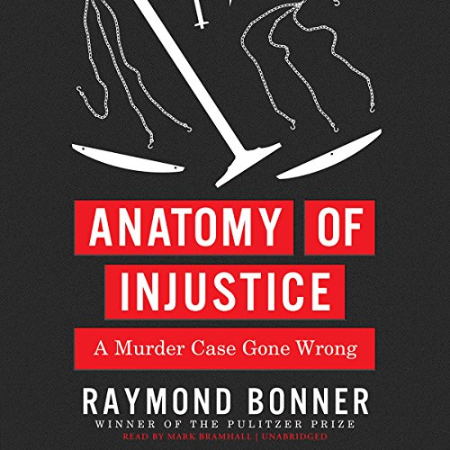 Anatomy of Injustice  Audiolibri