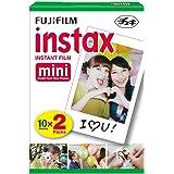 Fujifilm Instax Mini Instant Polaroid Camera 300 7S 8 25 30 50S 55 20 Films Fuji