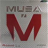 Xiom Belag Musa I, rot, 2,0 mm