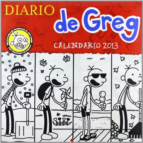 Descargar Libro Diario De Greg. Calendario 2013 de JEFF KINNEY