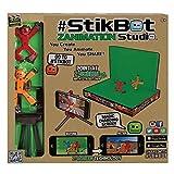 Goliath 32881 - Stikbot Zanimation Studio, App Spielzeug, bunt