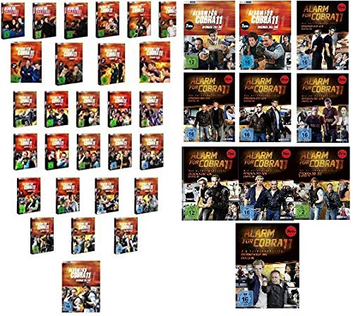 Staffel 1-40 (79 DVDs)