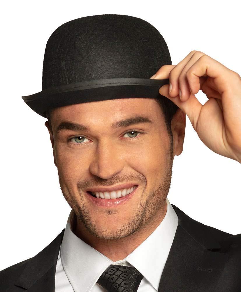 Boland- Cappello per Adulti, Nero, Misura Universale, 04002 4 spesavip