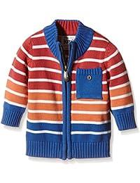 Kite Stripy Knitted Cardi - Gilet - Bébé garçon