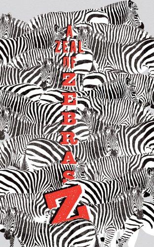 A Zeal of Zebras: An Alphabet of Collective Nouns (English Edition)