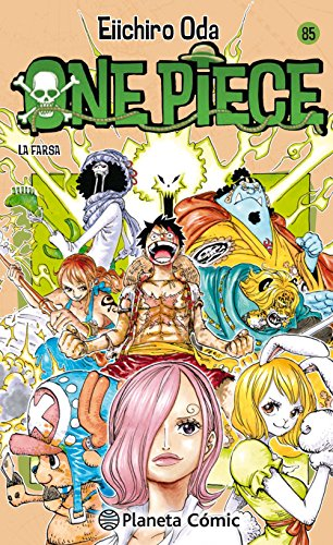 One Piece nº 85 (Manga Shonen)