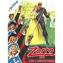 Zorro vs The Three Musketeers