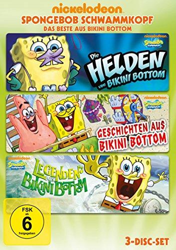 Das Beste aus Bikini Bottom (3 DVDs)