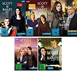 Scott & Bailey Staffel 1-5 (16 DVDs)