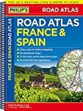 Philip's France and Spain Road Atlas: Spiral (Philips Road Atlas)