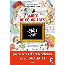 Cahier de coloriages d'Art d'Art