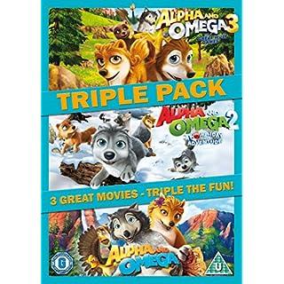 Alpha & Omega (Triple Pack) [DVD]