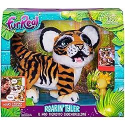 FurReal Friends - Peluche Tyler, mi tigre jugueton (Hasbro B9071103) (versión en italiano)