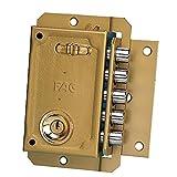 FAC S 90, lackiert, RH lock